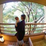【三重】伊勢神宮の杜を眺める温泉旅館「いにしえの宿 伊久」で泊まって楽しむお伊勢参り