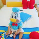 【東京ディズニーリゾート】初めてのお泊まりディズニー♡「ディズニーアンバサダーホテル」のキャラクタールームにステイ