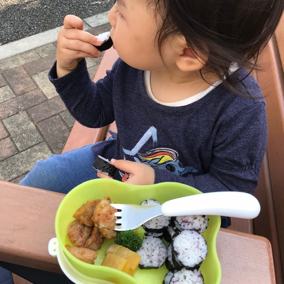 幼児 お昼 ご飯