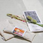 【温活】優しく温め癒しとリラックス効果♡岡山産玄米を使った「Le lion」玄米カイロをレポート